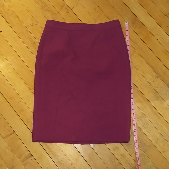 Halogen Dresses & Skirts - Halogen magenta pencil skirt